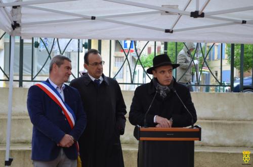 Commémoration du Génocide Arménien (16)