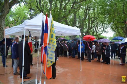 Commémoration du Génocide Arménien (38)